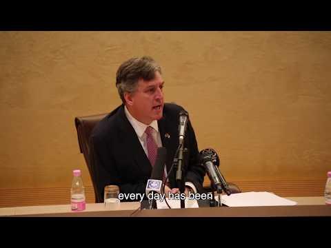7 - Ambassador Desrocher Focuses on History and Future of U.S.-Algeria Relations