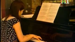 CEG 13 : Cello Hương Khanh - Bài Ca Tung Cánh ( Mendelsohn )