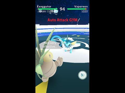 Auto Attack GYM Use NOX
