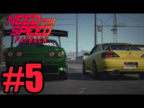 Need For Speed Payback Gameplay Walkthrough Part 5