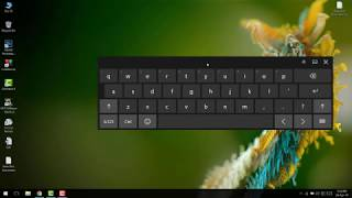 How to Use On-screen Keyboard in Windows 10 Bangla