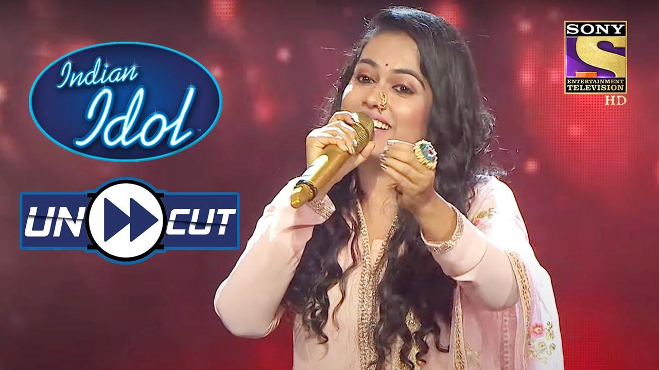 Sayali Delivers A Musical Performance On 'Pyaar Hua Chupke Se' | Indian Idol Season 12 | U