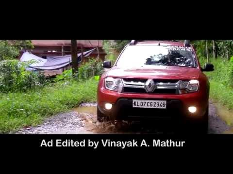 Renault Duster Ad Re-Edited by me.