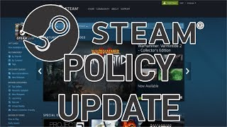 Steam's Updated Store Policy