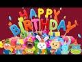 HAPPY BIRTHDAY SONG   New Birthday Status   Nursery Rhymes   Mumbo Jumbo Kids