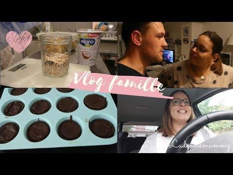 [vlog-famille]-gâteau-chocolat-haricot-rouge,-overnight-porridge-et-misteranddaddy-coup-de-gueule-!