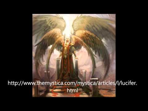 Lucifer, Sun Of The Morning (A Biography)