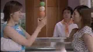 天海祐希- NTT 雪糕篇.