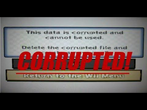 Mkwii Corruption Of Custom Track Mario Kart Save Files Fix In 2014