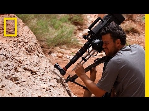 Grand Canyon National Park (Behind the Scenes) | America's National Parks