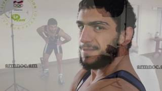 Making of «Road to Rio» Wrestler Migran Arutyunyan