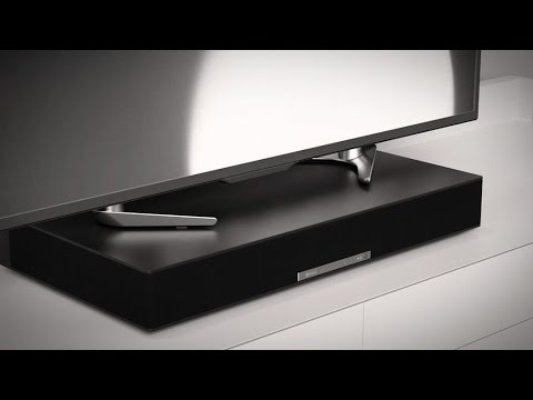 RAUMFELD Sounddeck: For television sound and music streaming