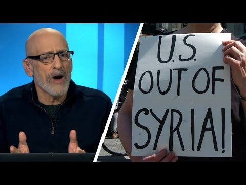 Should Trump Pull Out Of Syria?