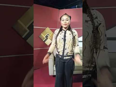 Joyce Blessing Endorses Dj Oxgyen  Just Watch She said