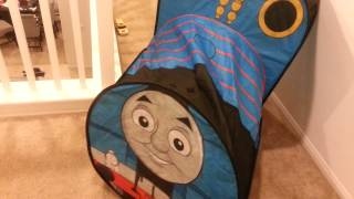 Thomas and Friends Railroad Train Tent! Thumbnail