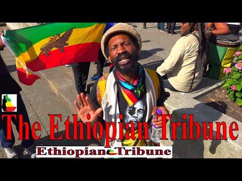 The Ethiopian Tribune: Part 2 The Ethiopian London Rally 17 July 2020.