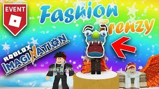 HOW TO GET MONSTROUS CARDBOARD HELM in ROBLOX FASHION FRENZY | ROBLOX IMAGINATION EVENT