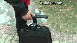 Fashionable and Convenient Luggage Travel Trolley Scooter | Luggage Trolley Review