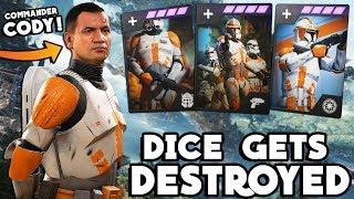 Star Wars Battlefront 2 - INSANE Commander Cody Project Puts DICE Skins to Shame...