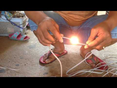 How to make fish shock Electric machine by using transistor