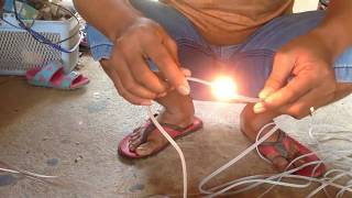 How To Make Fish Shock Electric Machine By Using Transistor D718 Video Full Step Not Cut Screenshot