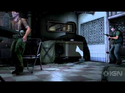 Splinter Cell Blacklist: Multiple-Choice Trailer