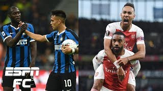 Better strike partnership: Lukaku and Martinez or Aubameyang and Lacazette? | Extra Time
