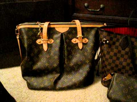 82cbb5709c81 My Updated Louis Vuitton Handbag Collection - 2010 Edition! - YouTube