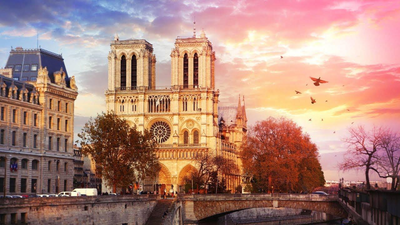edification notre dame de paris