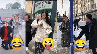 Chinese Tik Tok Viral Must watch New Funny Video 😂 Comedy Videos 2019