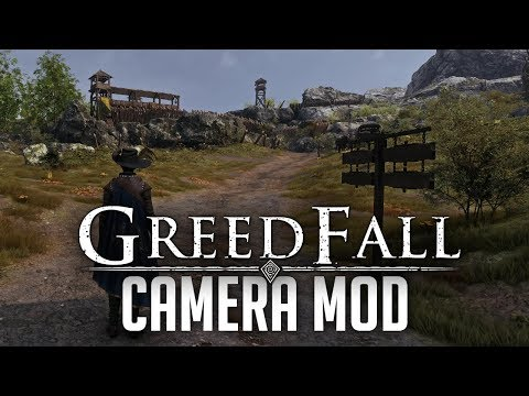 Вышла модификация для GreedFall, улучшающая обзор