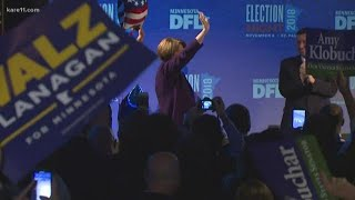 Democrats win big in Minnesota