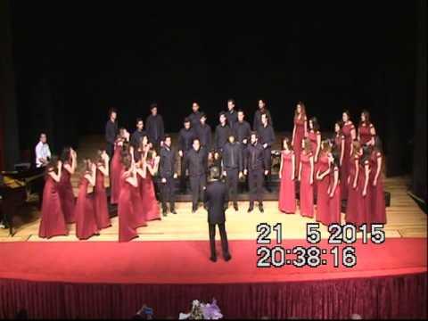 MAMALIYE(Sing Africa, Sing)/Dokuz Eylül Üniversitesi Müzik Eğitimi Anabilim Dalı Korosu