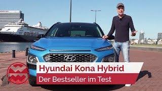 Im Test: Hyundai Kona Hybrid - World In Motion | Welt Der Wunder
