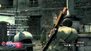 Sniper Elite V2 Walkthrough Part 1 [WIIU]
