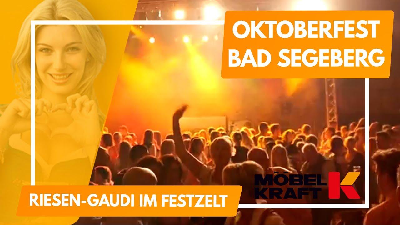Moebel Kraft Oktoberfest 2017 Youtube