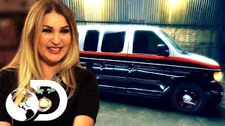 Renovando la camioneta de Alicia Villareal | Mexicánicos | Discovery Latinoamérica