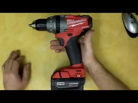 Milwaukee M18 Fuel Brushless Cordless Drill Review Model 2603-22