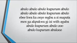 Phyno - Abulo Lyrics