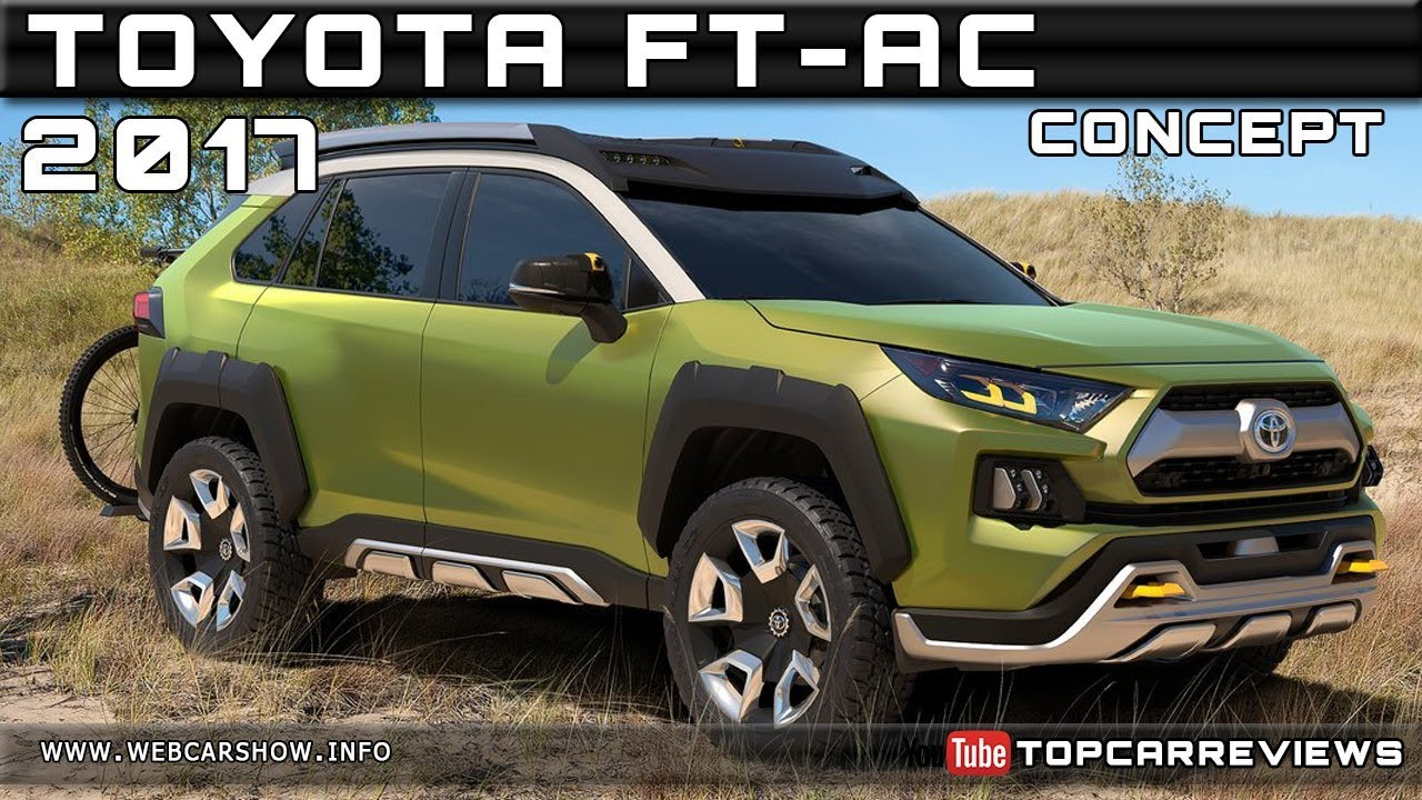 Toyota Ft 1 Concept Price >> 2017 TOYOTA FT-AC CONCEPT Review Rendered Price Specs Release Date - YouTube