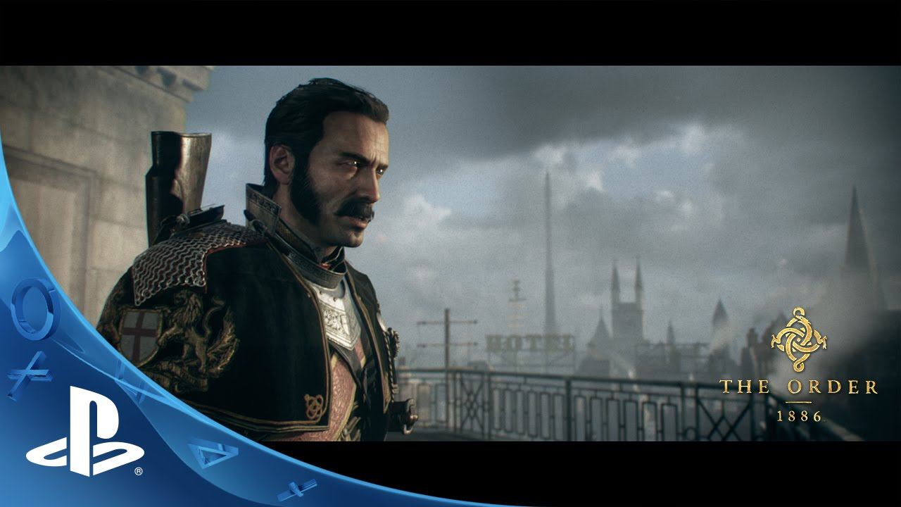 The Order: 1886 - Launch Trailer | PS4