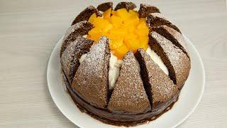 Торт Килиманджаро ЭФФЕКТНЫЙ торт для ПРАЗДНИЧНОГО стола