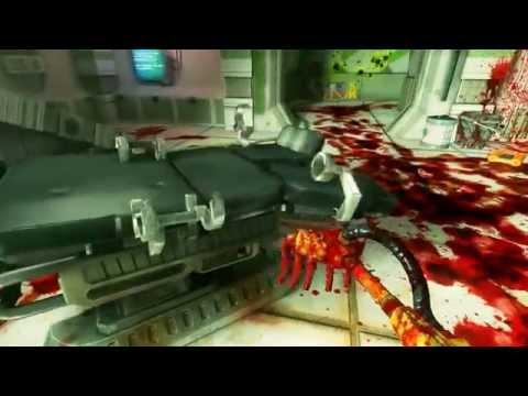 Моем скальпели и хирургический стол [Русский летсплей по Viscera Cleanup Detail - #02]