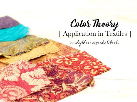 Color Theory Application in Textiles