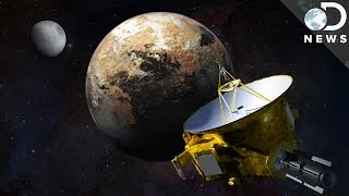 Why Did We Send A Probe To Pluto?