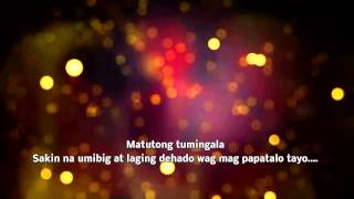 Sarah Geronimo - Tayo with lyrics