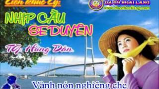 dacohoailang.com - Karaoke: LKL: NHỊP CẦU SE DUYÊN.avi