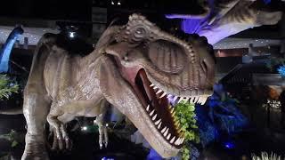 JURASSIC QUEST Выставка Динозавров в Council Bluffs