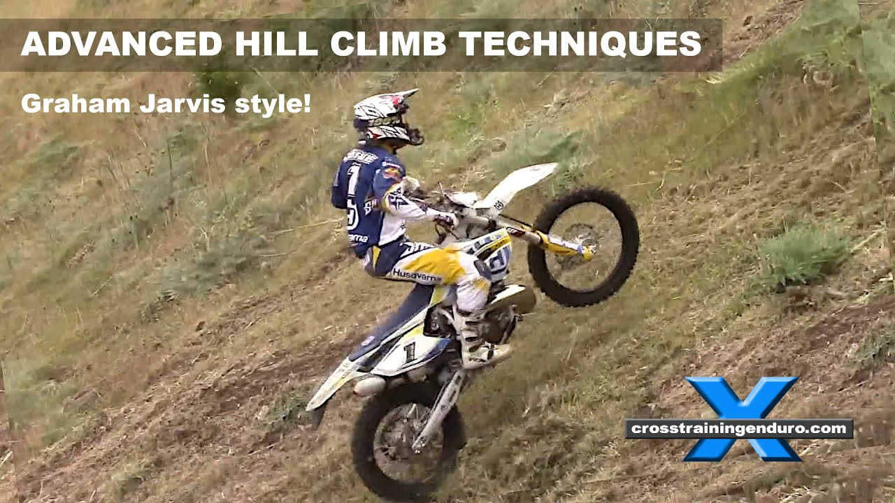 how to do advanced hill climbs graham jarvis style with loop