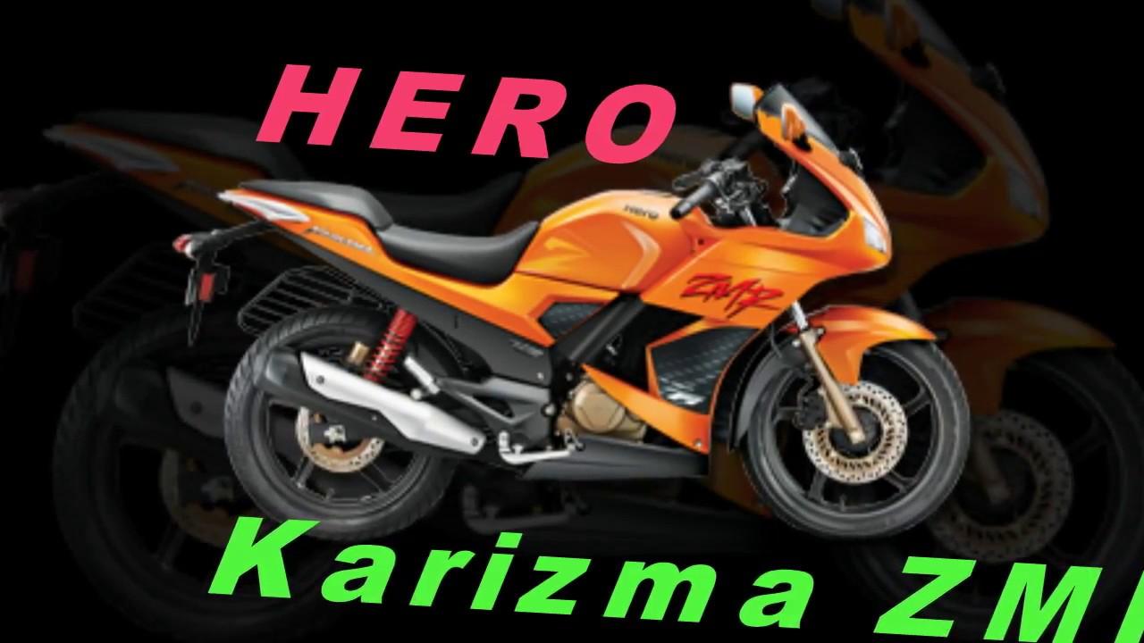 Hero Karizma Zmr Bike Youtube